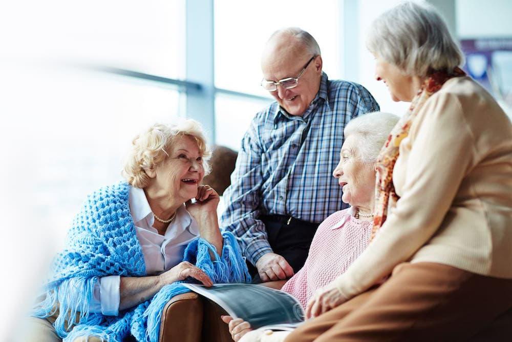работа в пансионате в доме престарелых