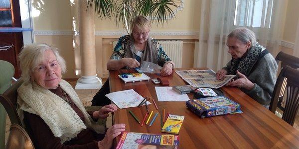Современный дом престарелых и его плюсы