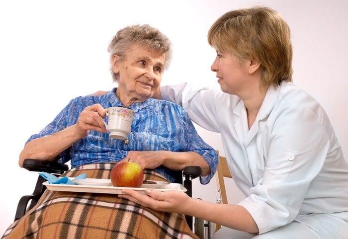 Пансионат для пожилых в Запорожье