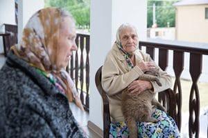уход за престарелыми в Кременчуге