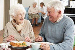питание престарелых в пансионате