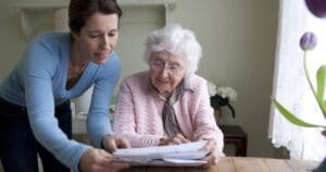 уход за пожилыми людьми Кременчуг