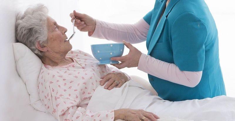 уход за лежачими с болезнью паркинсона