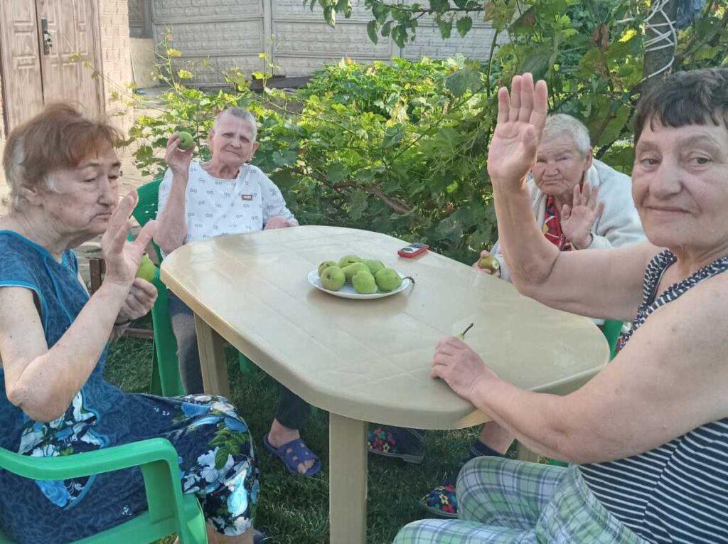 Дом престарелых в Светловодске