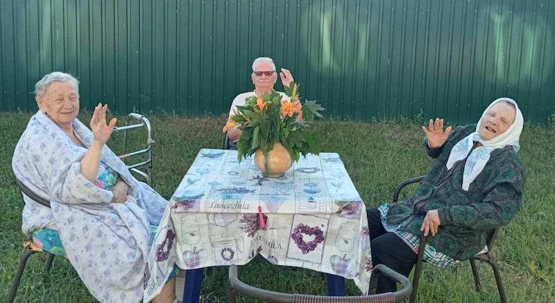 частный дом престарелых в Светловодске